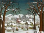 《冬日的变奏》